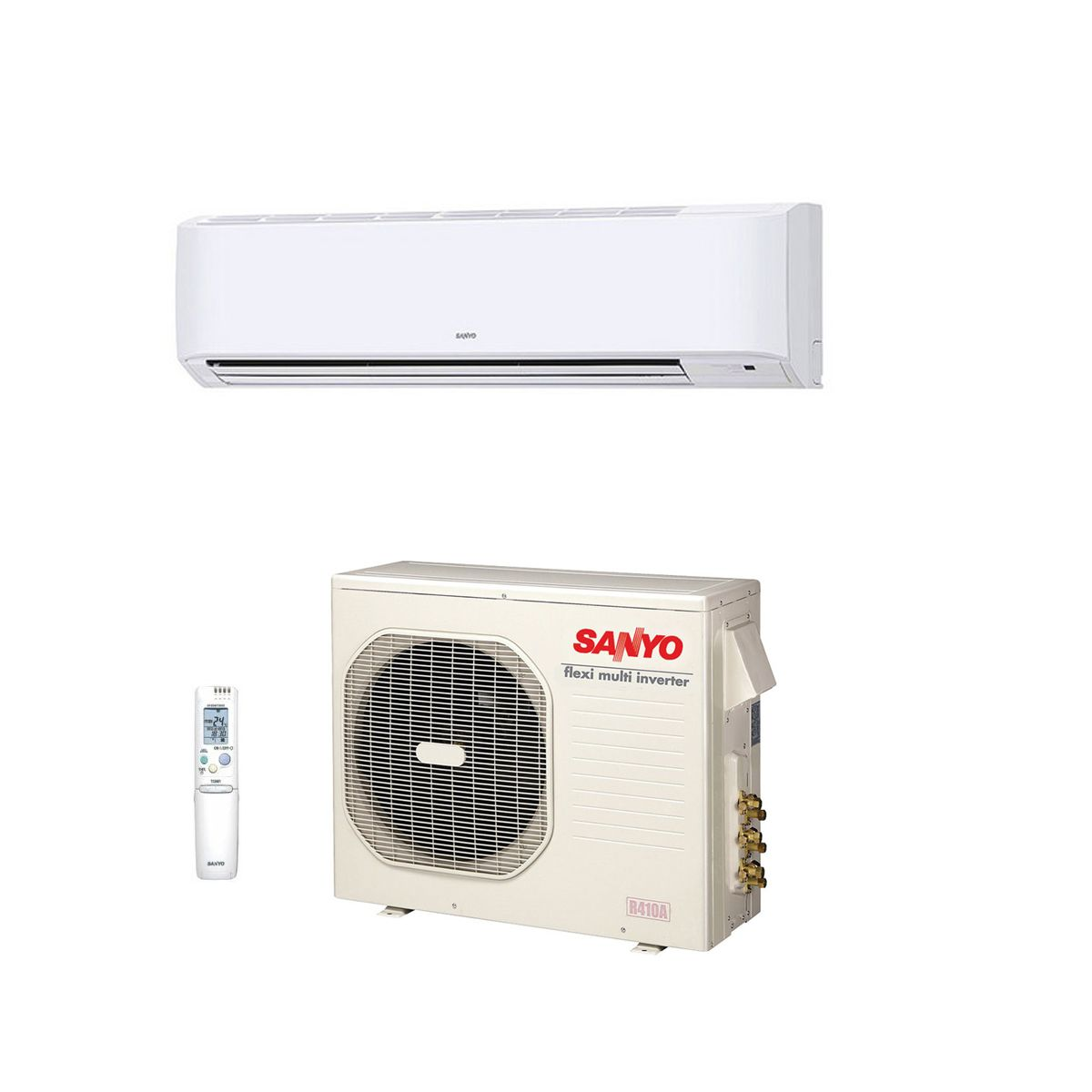 Sanyo Air Conditioning
