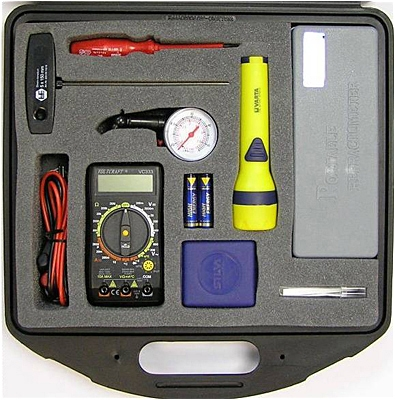 Solar Service Kit For Solar Thermal Panel Applications