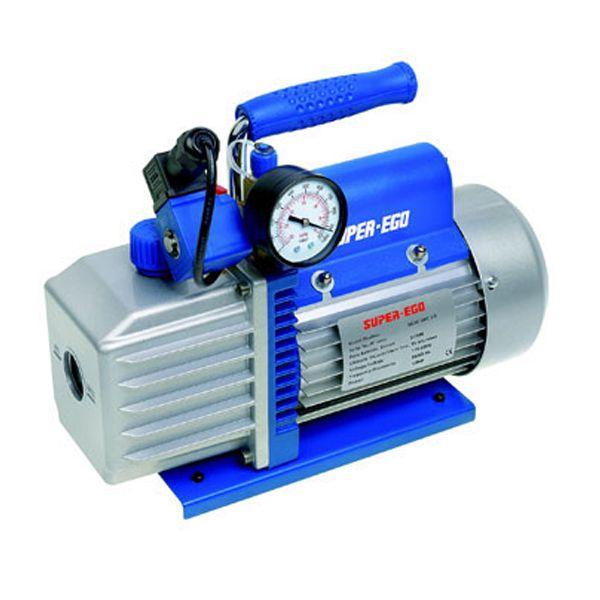 Super Ego Vacuum Pump Dual Voltage 1 5 CFM 110V/240V~50Hz