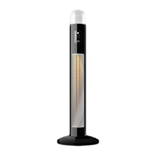 Titan Infrared Free Standing Electric Patio Heater With
