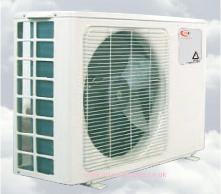 Trianco Activair Air Source Heat Pump S120 12 Kw 41000 Btu