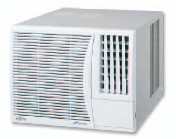 Fujitsu Window Conservatory Air Conditioning Afy16u Heat