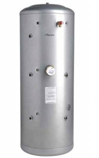 Worcester Greenskies 210L Twin Coil Unvented Indirect Solar Cylinder