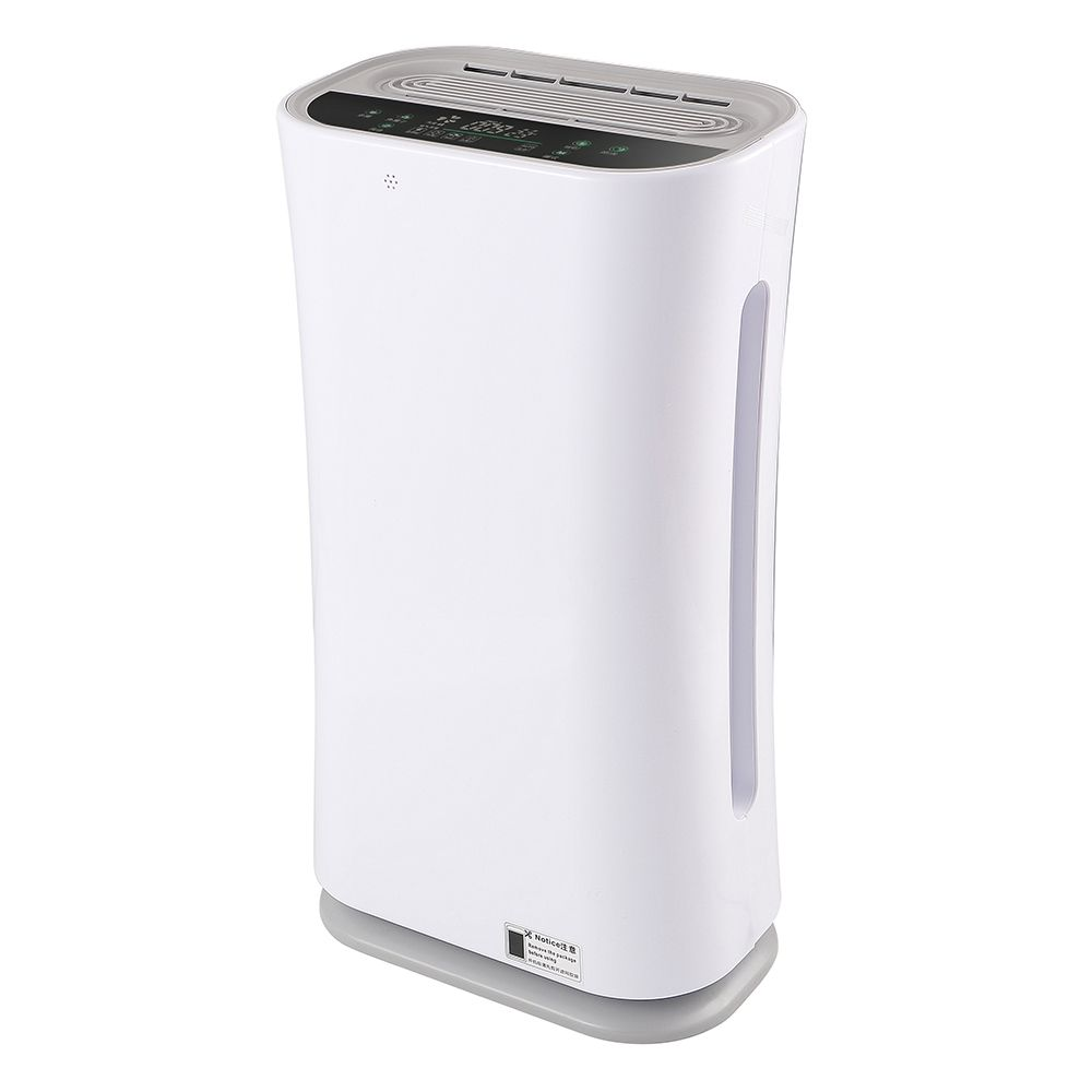 HomeSmart UV200 Quiet Air Purifier PM2.5, Hepa, Carbon Filter, UV-C and Ionizer