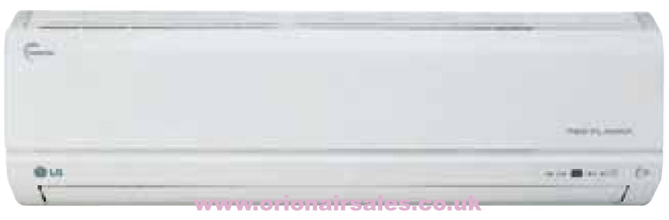 Lg Air Conditioning S24ahp N40 Wall Mounted Heat Pump 7 Kw