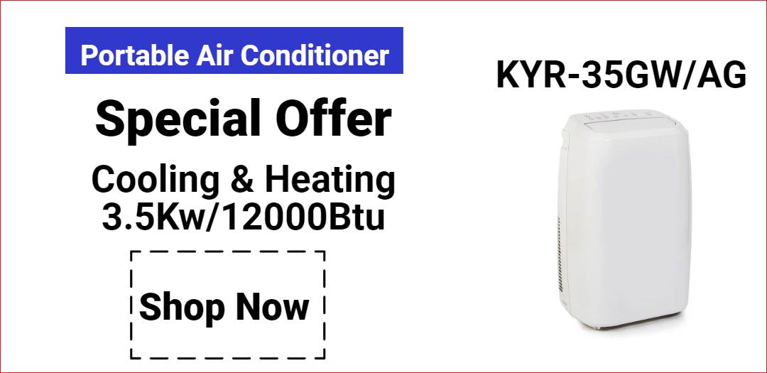 Brolin Air Con Portable Discounted Offer