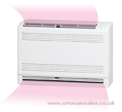 WWW.ORIONAIRSALES.CO.UK: Cooling or Dry operation, both outlets will be kept for sixty minutes after the start or until room temperature is below the setting point. And then the air outlet will change to the upper outlet. That state will be maintained until switch is turned off. In case both outlets operation with Auto fan speed mode is selected
